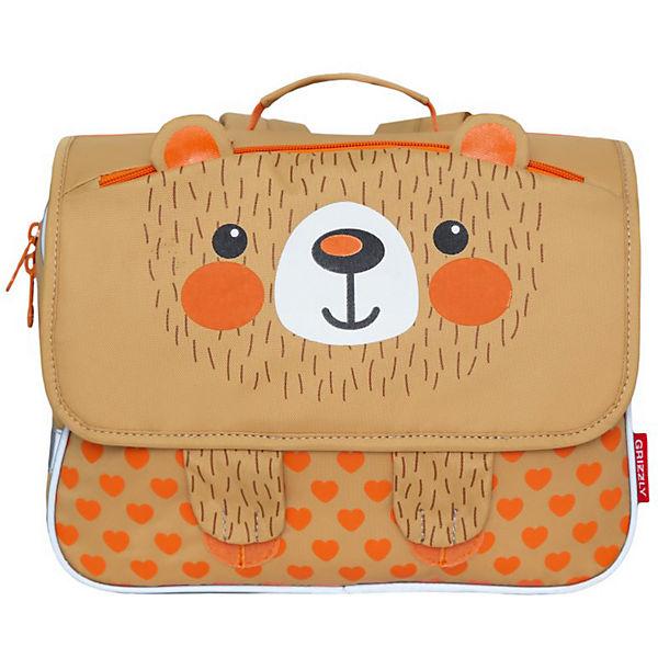 Рюкзак детский Grizzly, Медведь