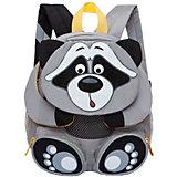 Рюкзак детский Grizzly, Енот