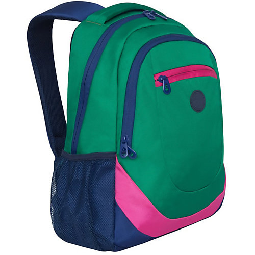 Рюкзак Grizzly, зеленый - синий от Grizzly