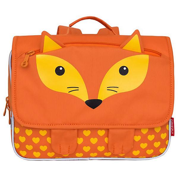 Рюкзак детский Grizzly Лиса