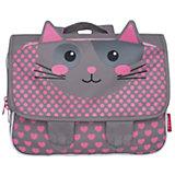 Рюкзак детский Grizzly, Кошка