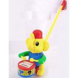 "Каталка Junfa Toys ""Слон"", с ручкой"