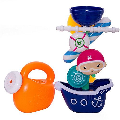 Игрушка для ванны Junfa Toys Мельница, синяя от Junfa Toys