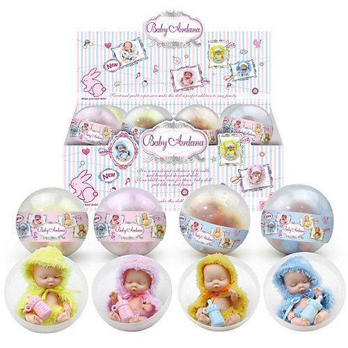 Мини-кукла Junfa Toys в шаре от Junfa Toys