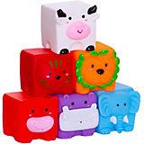 Игровой набор для ванны Junfa Toys Кубики