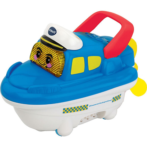 Tut Tut Baby Badewelt - Wasserschutzpolizei, Tut Tut Flitzer DSMfKX
