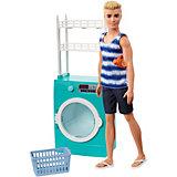 Кукла Кен Barbie, Прачечная
