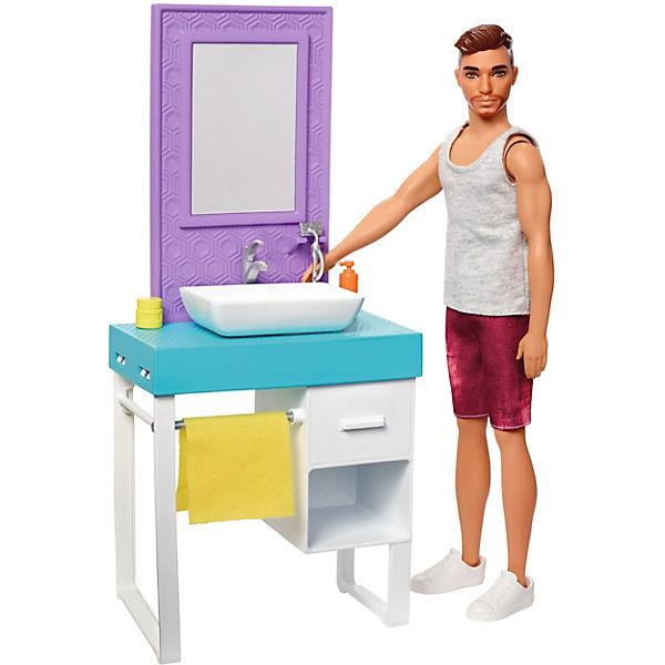 Кукла Кен Barbie, Ванная комната
