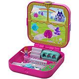 """Игровой набор Polly Pocket """"Мини-мир"""" Замок маленькой принцессы"""