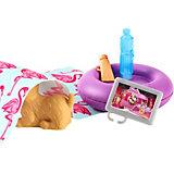 """Набор мебели для кукол Barbie """"Отдых на природе"""" Пляжные принадлежности"""