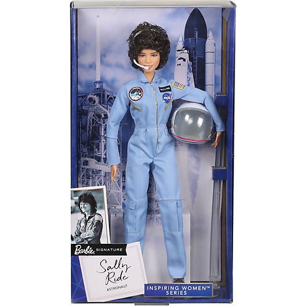 Barbie Signature Sally Ride Barbie Inspiring Women Puppe