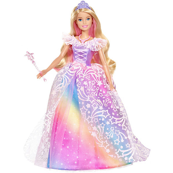 Geschicktes Design Trennschuhe Original Kauf Barbie Dreamtopia Ballkleid Prinzessin Puppe (blond), Barbie