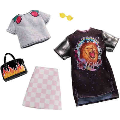 Barbie Fashions 2er-Pack