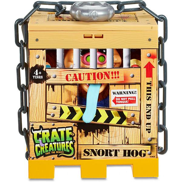 Интерактивный монстр Crate Creatures, Снорт