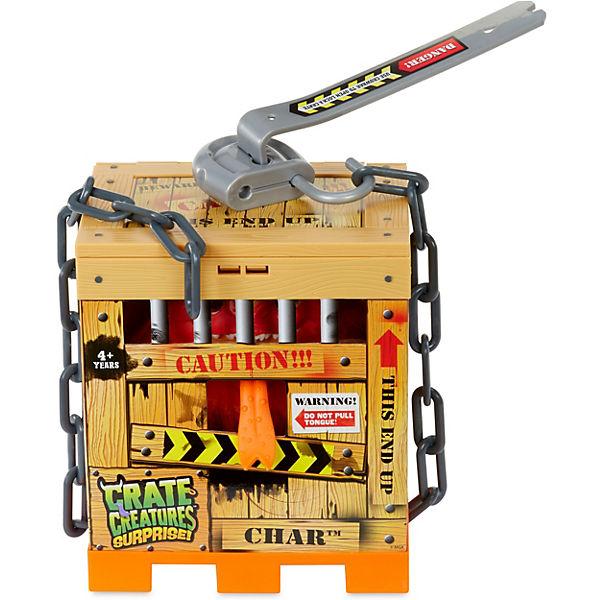 Интерактивный монстр Crate Creatures, Чар