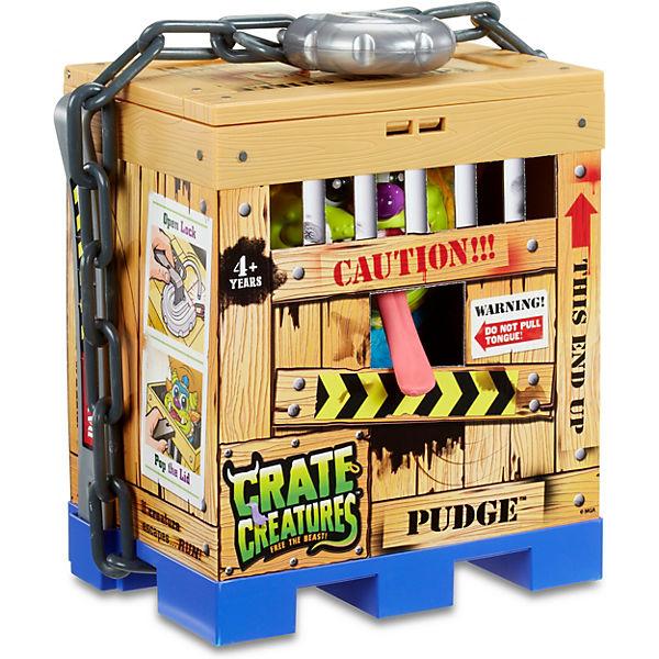 Интерактивный монстр Crate Creatures, Падж
