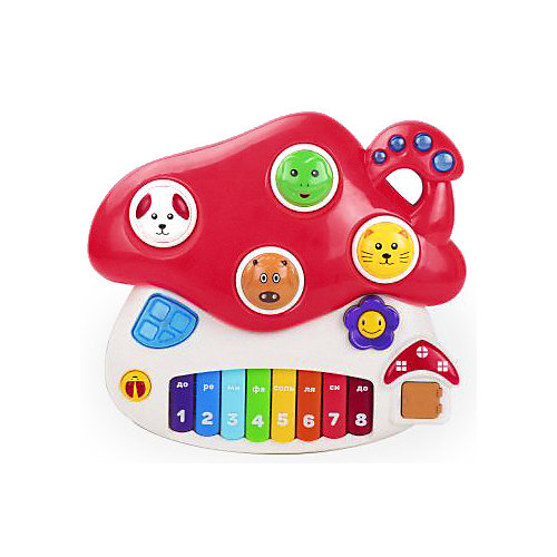 """Музыкальная игрушка Жирафики  """"Грибок"""", свет/звук от Жирафики"""