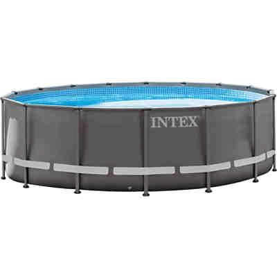 Ultra Frame Pool-Set, 488 x 122 cm