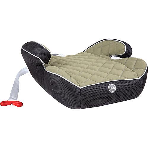 Автокресло-бустер Happy Baby Booster Rider, 15-36 кг, green от Happy Baby