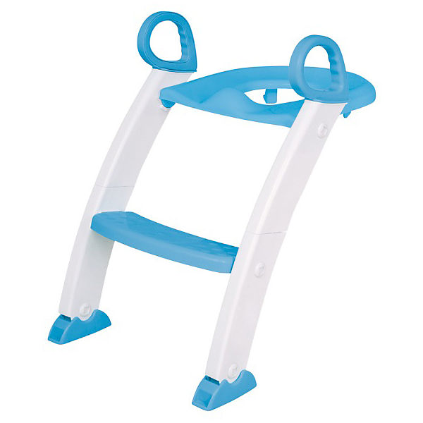 Funny Kiddyloo Toilettentrainer Sky//White NEU TOP