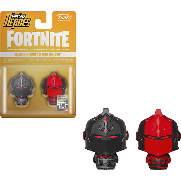 PSH 2-Pack - Fortnite - Black Knight & Red Knight