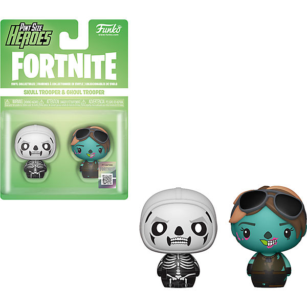 Funko Psh 2 Pack Fortnite Skull Trooper Ghoul Trooper Funko Pop