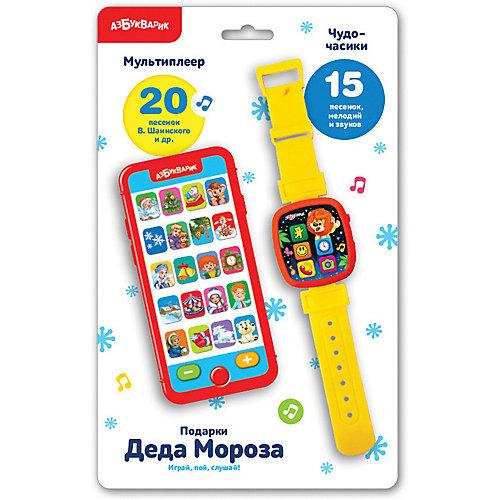 """Набор игрушек Азбукварик """"Подарки Деда Мороза"""" от Азбукварик"""