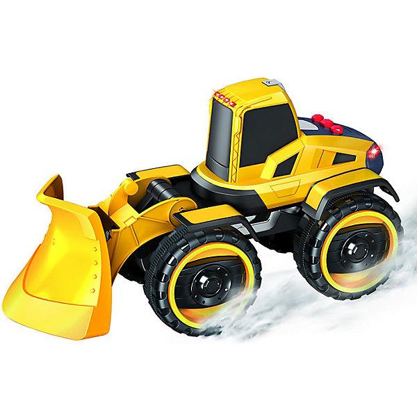 """Машинка Handers """"Большие колёса"""" Грейдер"""