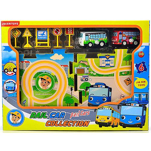 """Игровой набор с машинками Bebelot """"Автобусный тур"""" от Bebelot"""