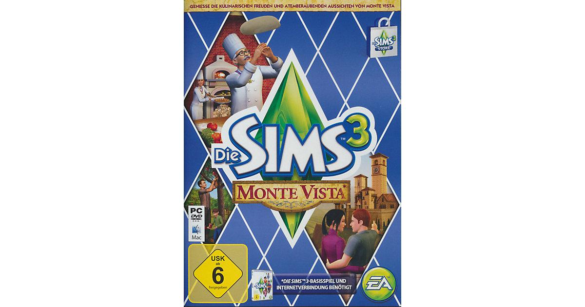 PC Die Sims 3 - Monte Vista (Add on)
