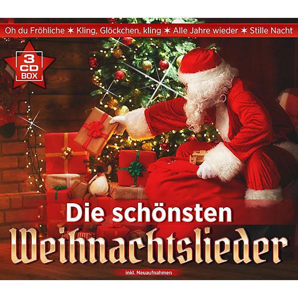 Weihnachtslieder Cd.Cd Die Schönsten Weihnachtslieder 3 Cds Alpha Exclusiv