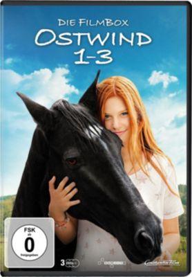 DVD Ostwind 1-3 (Die Film-Box) Hörbuch