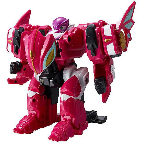 """Фигурка-трансформер Young Toys """"Monkart Bitcombo"""" Мегароид Пикси"""