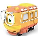 Коллекционный паровозик Silverlit Robot Trains Джинни