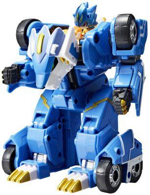 """Фигурка-трансформер Young Toys """"Monkart Bitcombo"""" Мегароид Лео"""