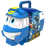 """Кейс для хранения роботов-поездов Silverit """"Robot Trains"""" Кей"""