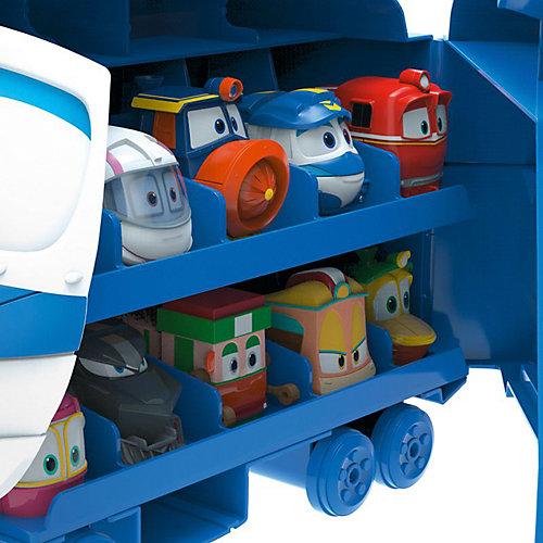 Кейс для хранения роботов-поездов Silverlit Robot Trains Кей от Silverlit