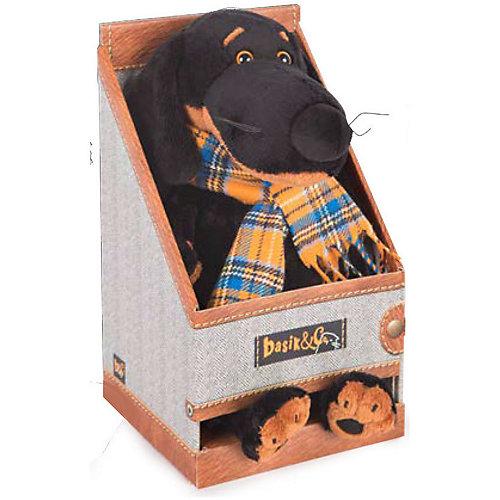 Мягкая игрушка Budi Basa Собака Ваксон в галстуке-бабочке в пайетках, 29 см от Budi Basa