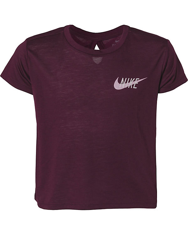 new cheap outlet store new arrive T-Shirt STUDIO für Mädchen, Nike Performance
