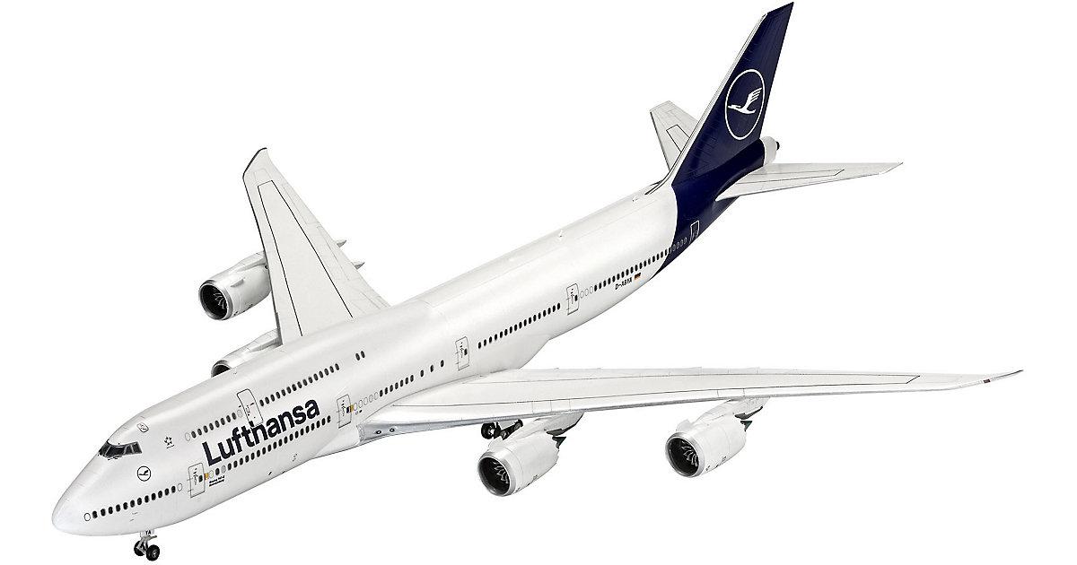 Revell Modellbausatz Boeing 747-8 Lufthansa ´´New Livery´´
