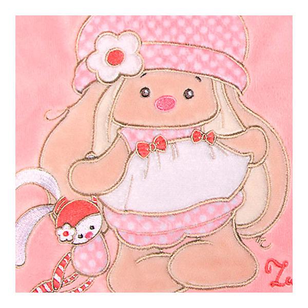Подушка Budi Basa Зайка Ми, розовая