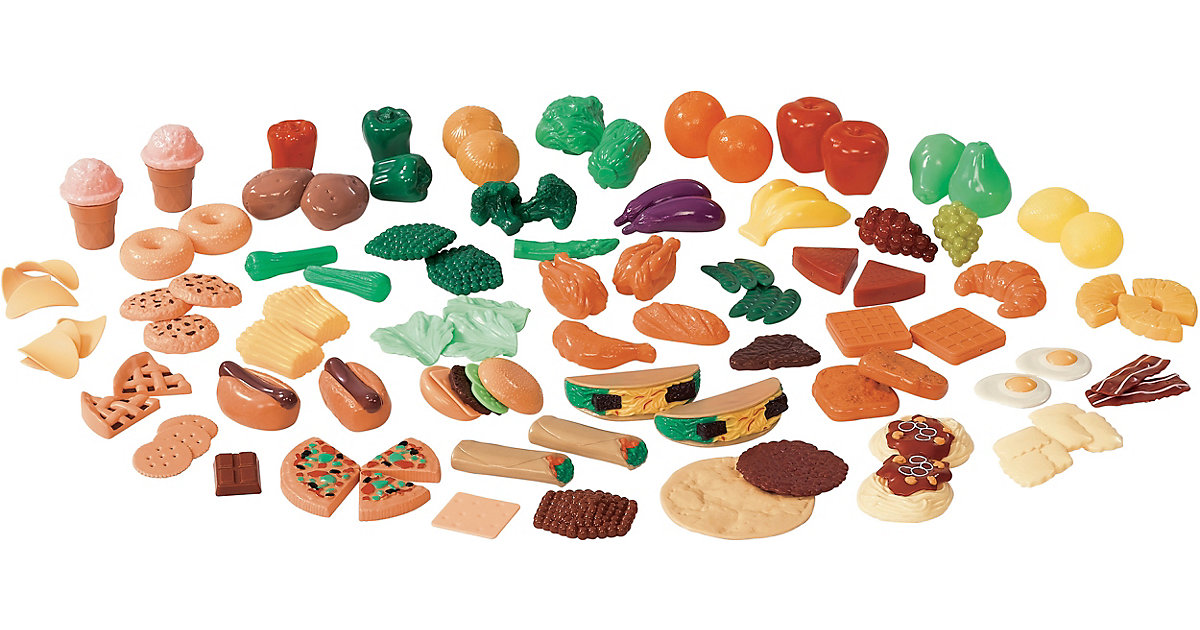 Spiellebensmittel-Set 101-teilig