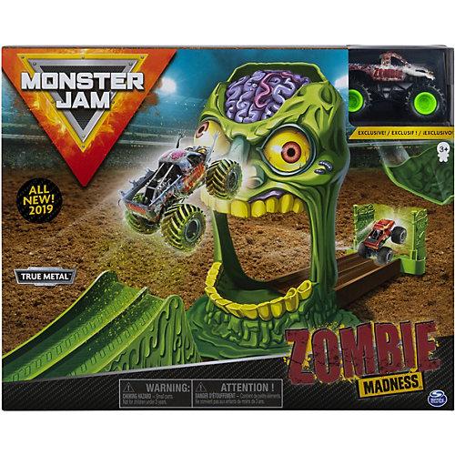 "Игровой набор машинок Spin Master Monster Jam ""Зона Зомби"" Zombie от Spin Master"