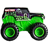 "Машинка Spin Master Monster Jam ""Звуки мотора"" Grave Digger"