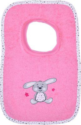 Wörner Baby Pferd Kapuzenbadetuch 80x80 100x100 cm Pink Tuch Handtuch mit Namen