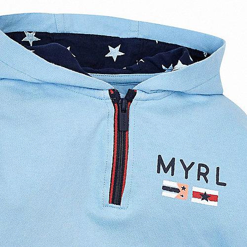 Худи Mayoral - голубой от Mayoral