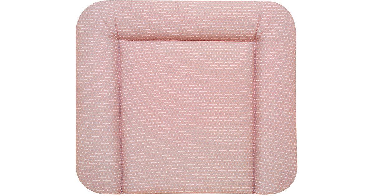 Alvi · Alvi Wickelauflage Wiko Molly beschichtet Raute rosa dunkel 70x85
