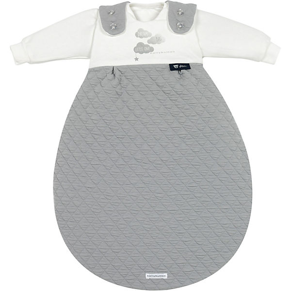 Schlafsack Baby-Mäxchen bellybutton Edition, Dream grau