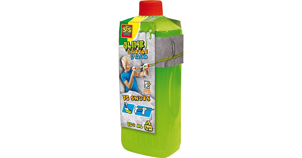 Schleim Blaster Nachfüllpack 750 ml, grün fluoreszierend