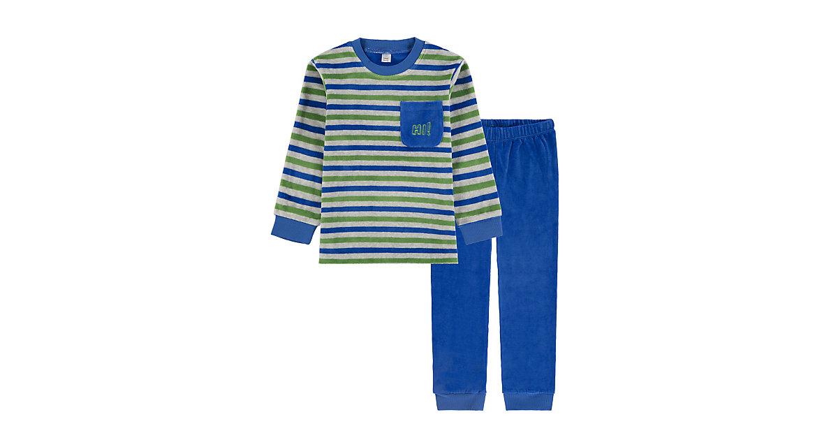 KANZ · Schlafanzug Gr. 116 Jungen Kinder